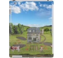 Peaceful Home iPad Case/Skin
