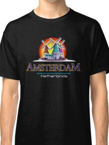 Amsterdam, The Netherlands Classic T-Shirt