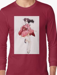 Mumei - Koutetsujou no Kabaneri | Kabaneri of the Iron Fortress Long Sleeve T-Shirt