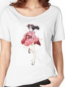 Mumei - Koutetsujou no Kabaneri | Kabaneri of the Iron Fortress Women's Relaxed Fit T-Shirt
