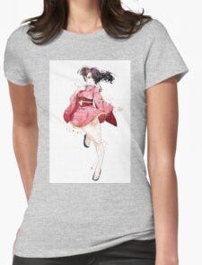 Mumei - Koutetsujou no Kabaneri   Kabaneri of the Iron Fortress Womens Fitted T-Shirt