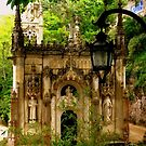 Quinta da Regaleira Chapel by terezadelpilar ~ art & architecture