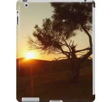 Sand Dune Sunset iPad Case/Skin
