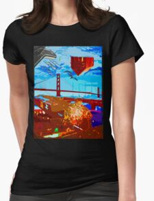 Antistatic Ashar. Womens Fitted T-Shirt