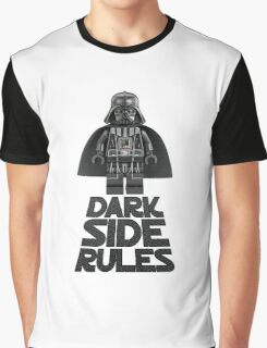 Dark side lego Graphic T-Shirt