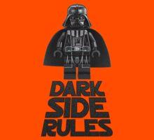 Dark side lego Kids Tee