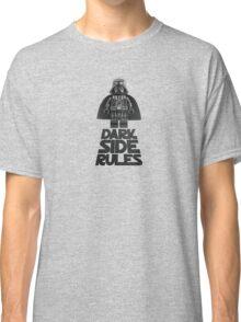 Dark side lego Classic T-Shirt