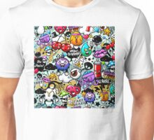 graffiti fun Unisex T-Shirt
