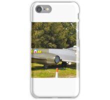 RAF Gloster Meteor, F8. iPhone Case/Skin