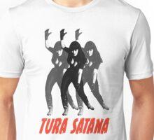 TURA SATANA Unisex T-Shirt