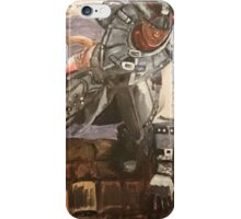 Aveline on roof  iPhone Case/Skin