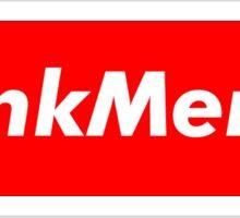 Dank Memes Supreme Box Logo Sticker