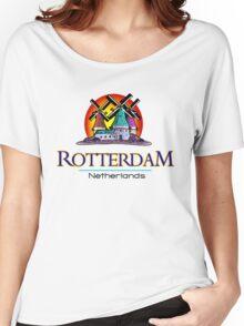 Rotterdam, The Netherlands  Women's Relaxed Fit T-Shirt