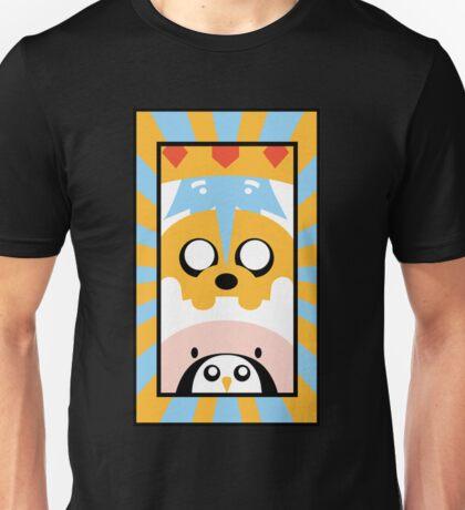 Adventure Time Totem Boys Unisex T-Shirt
