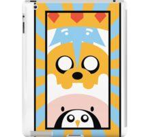 Adventure Time Totem Boys iPad Case/Skin