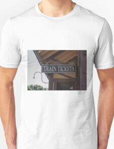 Train Station 1 T-Shirt