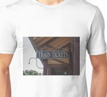 Train Station 1 Unisex T-Shirt