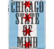 Chicago State of Mind iPad Case/Skin