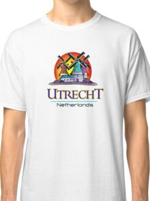 Utrecth, The Netherlands Classic T-Shirt