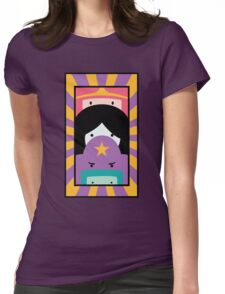 Adventure Time Totem Girls Womens Fitted T-Shirt