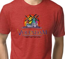 Volendam, The Netherlands Tri-blend T-Shirt