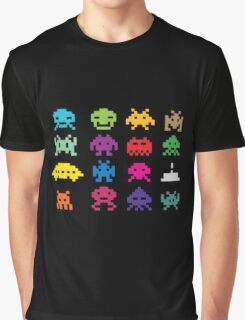 Aliens! Graphic T-Shirt