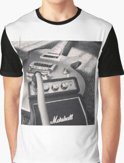 Les Paul & mini marsh Graphic T-Shirt
