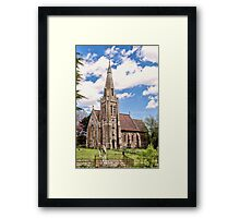 St.Catherines Framed Print
