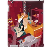 Crazy drugs iPad Case/Skin