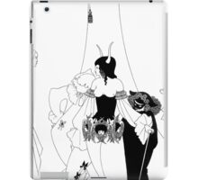 Aubrey Beardsley - Edgar Alan Poe iPad Case/Skin