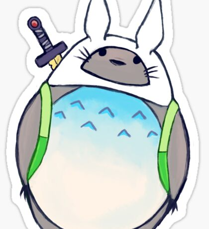 Adventurer Sticker