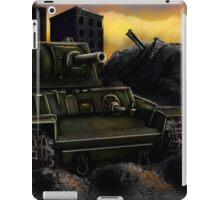 Rusty Tank iPad Case/Skin