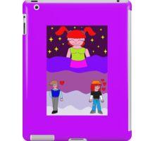 Dysfunction-Love Triangle iPad Case/Skin