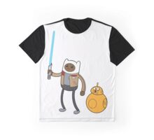 Finn and 8 Graphic T-Shirt