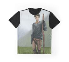 in the mountains Graphic T-Shirt