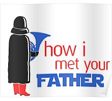 how i met your father Poster