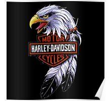 HARLEY-DAVIDSON CICLES Poster