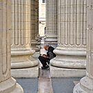 Between The Columns by Xandru