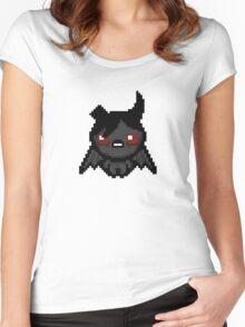 The Binding of Isaac, pixel Azazel Women's Fitted Scoop T-Shirt