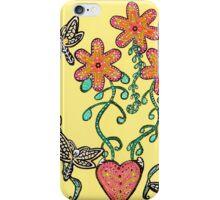 Tranquil Garden iPhone Case/Skin