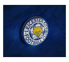 LEICESTER VITY Photographic Print