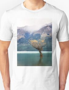 The Lone Willow - Glenorchy New Zealand T-Shirt