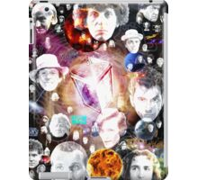 Doctor Whos, Companians, and Enemies iPad Case/Skin