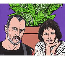 Leon and Mathilda Photographic Print
