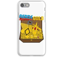King's Gold iPhone Case/Skin