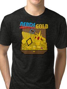 King's Gold Tri-blend T-Shirt