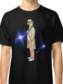 The 5th Doctor - Peter Davison Classic T-Shirt