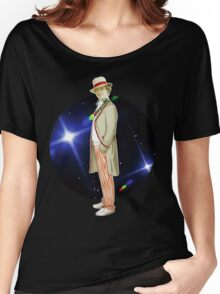 The 5th Doctor - Peter Davison Women's Relaxed Fit T-Shirt