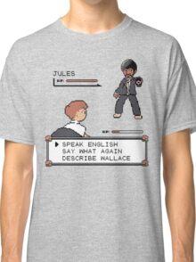 Pulp Fiction fight! Classic T-Shirt