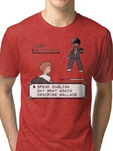Pulp Fiction fight! Tri-blend T-Shirt